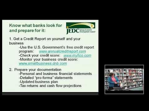 Margaret O'Neal - Workshop: Financing Your Growing Business May 2013: OWL Videoconference