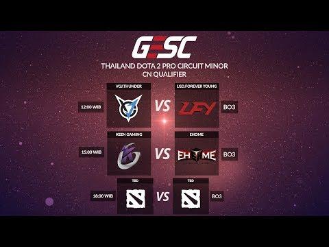 VGJ Thunder vs LGD.FY (BO3) - GESC Thailand Minor - CN Qualifier Day 1