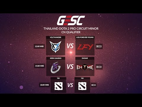 LGD.Forever Young vs Keen Gaming vod