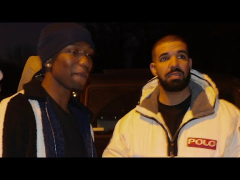 "Drake & BlocBoy JB Film ""Look  drake"