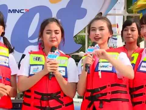 Yeay!! JKT48 Main Air di Lets Get Wet (20/11)