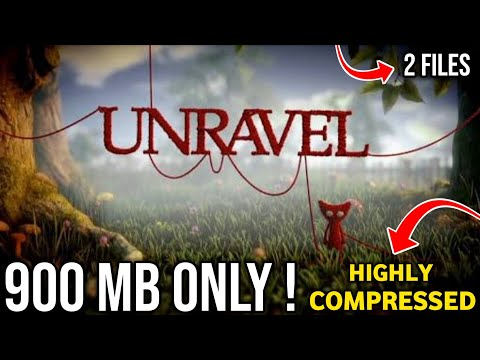 How to Download & Install Highly Compressed UNRAVEL Pc Game For Free - 동영상