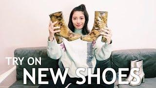 【購入品】聖南の最近買った靴。