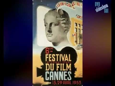 64 Years of Posters for the Cannes Film Festival