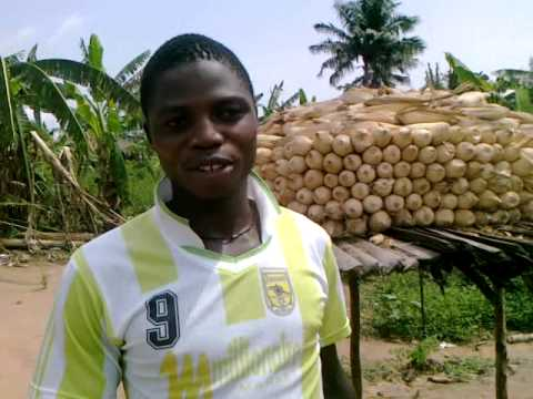 Ghana: Food Storage with local means
