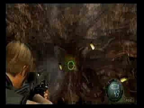 Resident Evil 4 Salazar Boss Fight Youtube