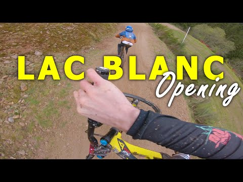 Lac Blanc Bikepark Opening 2019 | Worst Conditions Ever