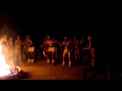 Traditional Dance - Mokolodi Nature Reserve / Botswana