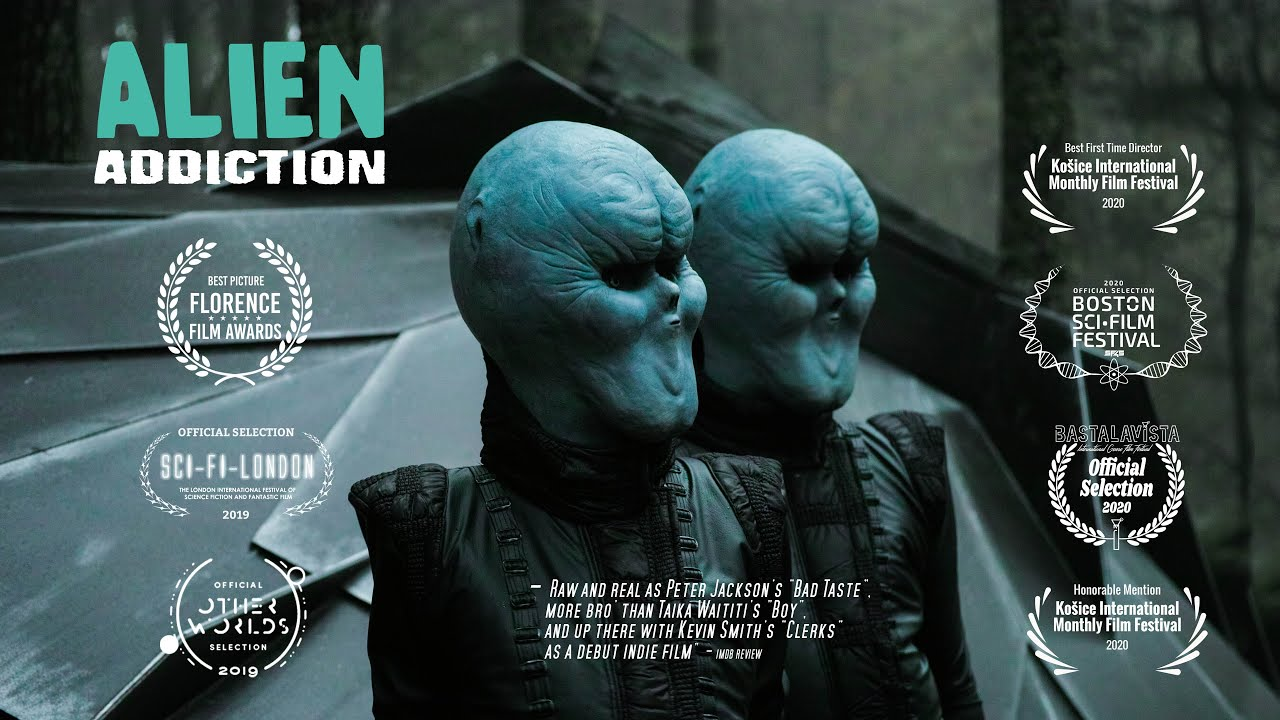 Alien Addiction (2018)