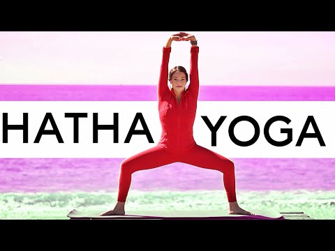 45 Minute Hatha Yoga (Detox, Twist, and Feel Good!)