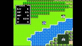 Dragon Warrior - Dragon Warrior (NES / Nintendo) - Vizzed.com - Music - Overworld - User video