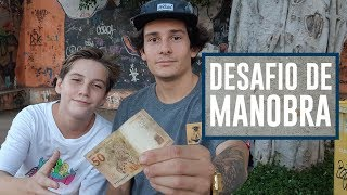 Desafio com Arthurzinho #3 - Bs Tail Bigspin Out