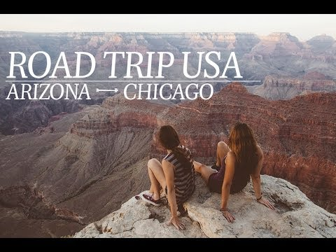 Road Trip USA [Arizona → Chicago]