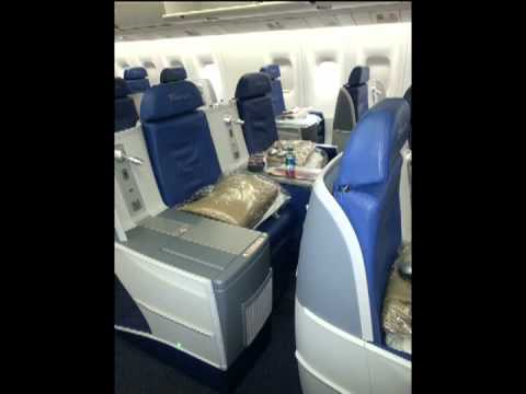 delta airlines 767 300 new business cl seat review www ... on