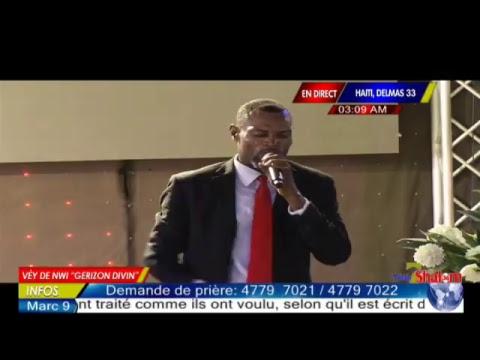 """Eglise Shalom Haiti( """"Vèy de nwi gerizon divin"""")...#MontayElShalom .Comment.Like.Share."""