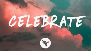 DJ Khaled  - Celebrate (Lyrics) Feat. Travis Scott & Post Malone