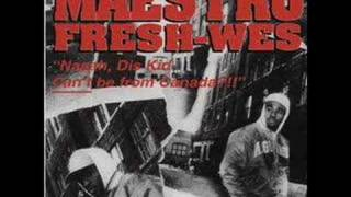Watch Maestro Fresh Wes Makin Records video
