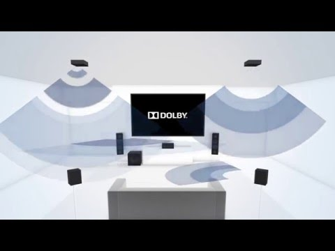Denon Network Blockbusting 3D Sound