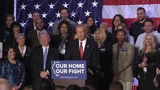 Gov. Bruce Rauner's victory speech | Chicago.SunTimes.com