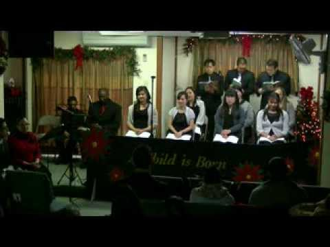 YBC Christmas Cantata 2013 - A Child Is Born