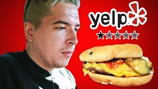 EATING AT THE WORST REVIEWED MCDONALDS IN LOS ANGELES