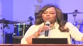 Jubilee Christian Center service main sermon by Dr. Cindy Trimm, 30th August 2015
