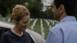 """final scene from """"The Contender"""""""