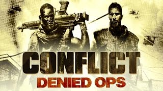 Conflict Denied Ops - Walkthrough Part 1