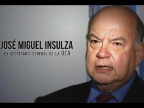 El retorno a Chile de José Miguel Insulza