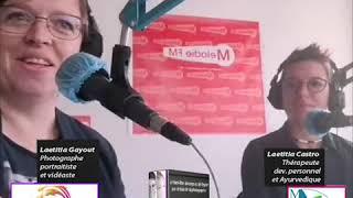 Interview sur Melodie fm
