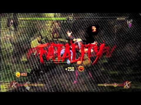 Mortal Kombat 9 - How To Do Stage Fatalities - LegendOfGamer