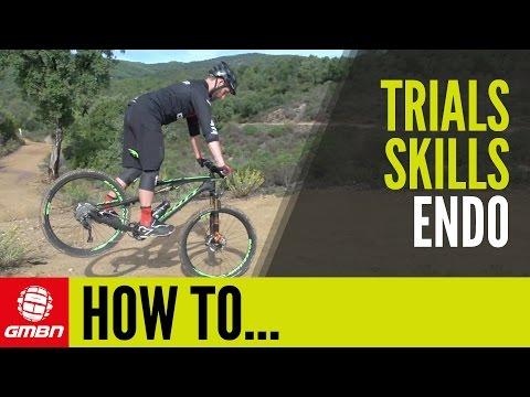 How To Endo on A Bike | Mountain Bike Skills