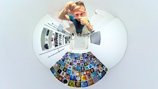 How To Reframe ANY 360 Photo Or Video (Insta360 Studio 2019 Tutorial)