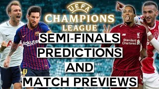 UEFA Champions League Semi-Finals Predictions and Preview of Every Matchup: Who's Making the Final?