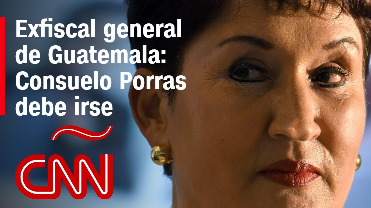 Thelma Aldana: Guatemala necesita un fiscal general que entienda que el país está cansado