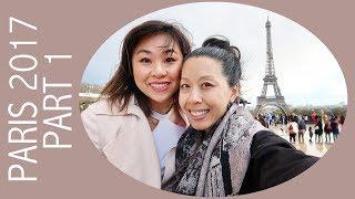 Paris 2017 Vlog - Part 1