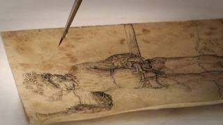 Conserving Old Master Drawings: A Balancing Act