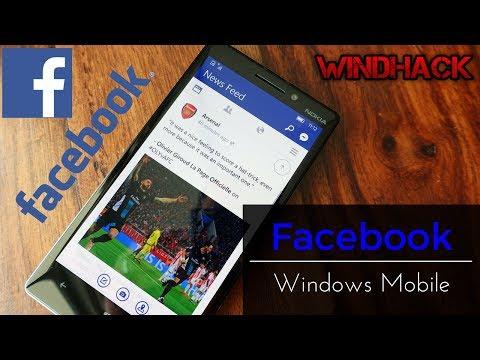 Instalar Facebook De Microsoft En Windows Mobile