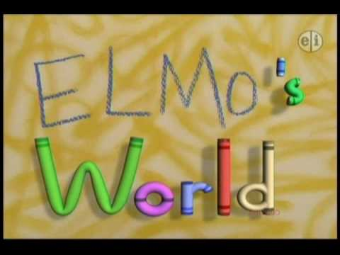 Elmo's World Opening Theme Song [HQ]