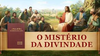 """Filme gospel completo dublado """"O mistério da divindade"""" O Senhor Jesus voltou"""