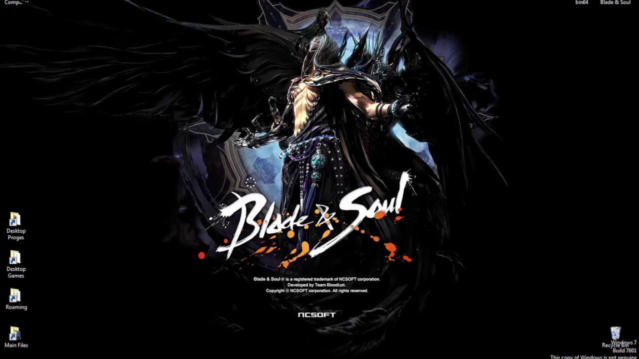 Blade and Soul: How to increase your FPS (With Bnsbuddy) [Ping fix doesn't  work)]