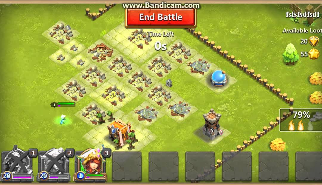 Castel clash andriod 2014 10 07 21 43 53 902 youtube for 902 10 23 43