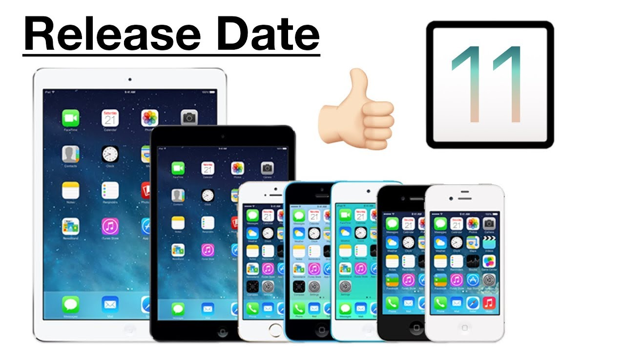 IOS 11 Release Date Features Coming September 2017