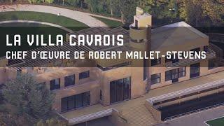 Découvrez la Villa Cavrois, chef d'oeuvre de Robert Mallet-Stevens