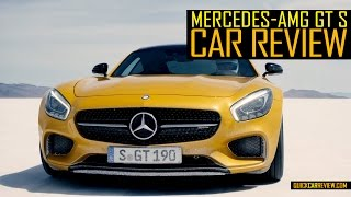 CAR Review: 2017 Mercedes-AMG GT S Test Drive