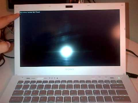How To Enter BIOS On Sony Vaio S-Series Laptop