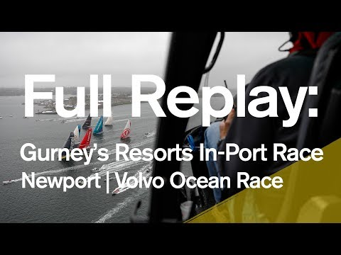 Full Replay: Gurney's Resorts In-Port Race - Newport