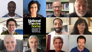 Official National Theatre at Home Quiz 3 | Julie Walters, Simon R. Beale, Ben Miles + Adrian Lester