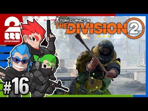 #16【TPS】弟者,兄者,おついちの「THE DIVISION 2(ディビジョン2)」【2BRO.】