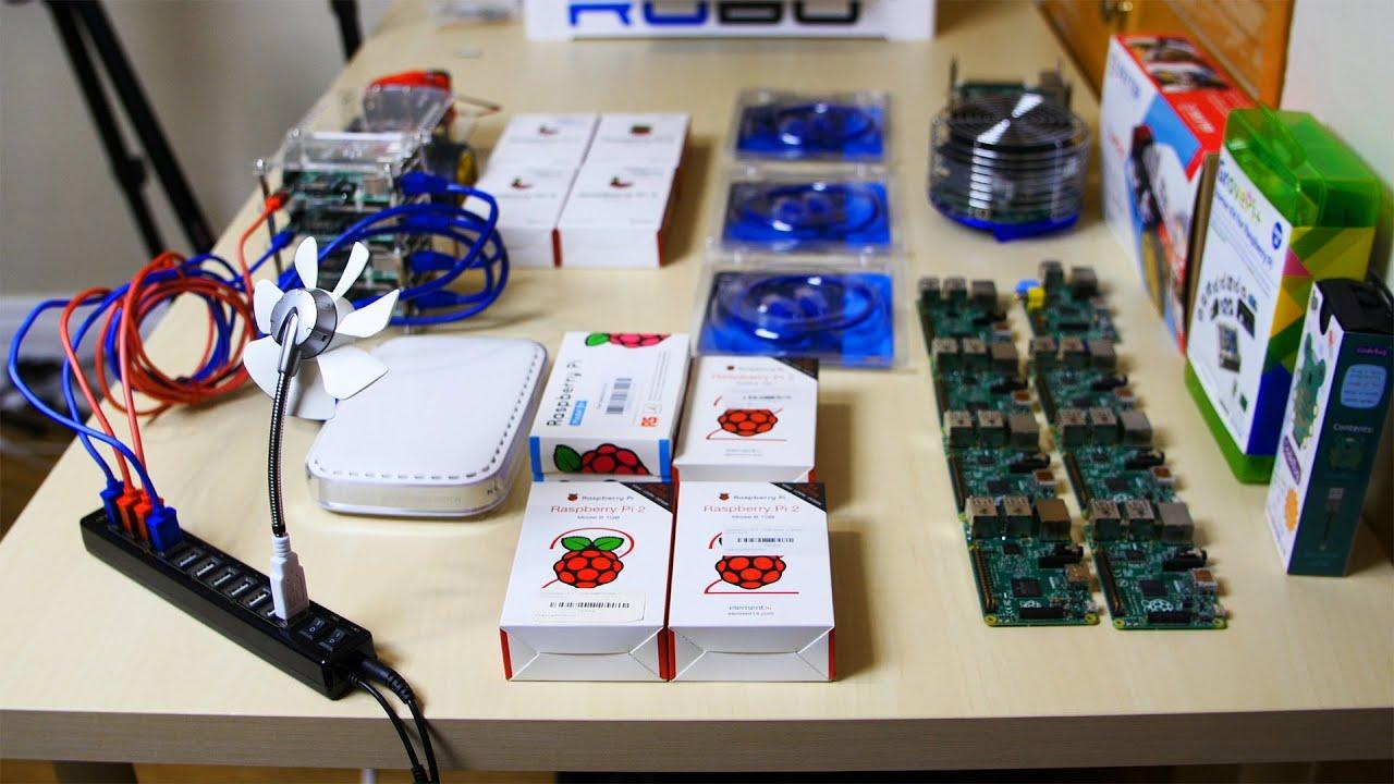 Raspberry Pi 3 Cluster (Supercomputer) Part 4